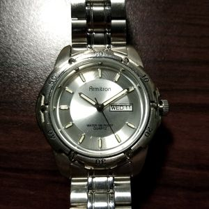 Men's Armitron Day/Date Quartz Watch